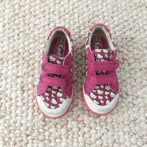 Hello Kitty Keds
